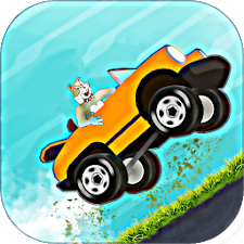 Dog Hill Climb Racing