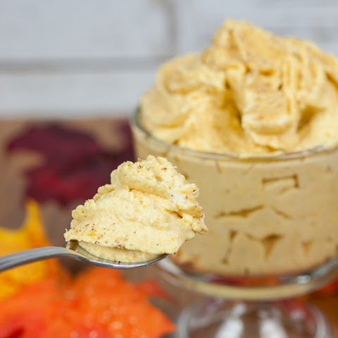 Gluten-Free Perfectly Pumpkin Mousse