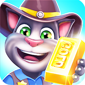 guide talking tom: gold run