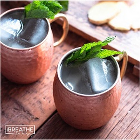 Low Carb Moscow Mules (Sugar Free)