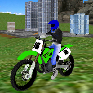 Extreme Motorbike Race 3D