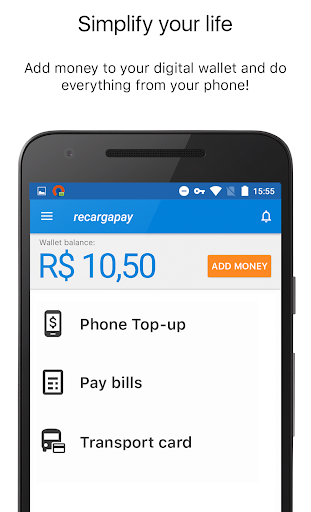 Recharge, Bill Payment, Wallet 126952