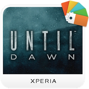 XPERIA™ Until Dawn Theme
