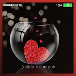 Lock screen Wallpapaer: Love 1.0 Apk