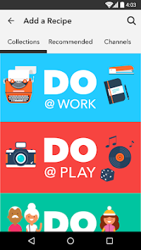 DO Camera By IFTTT APK screenshot thumbnail 6