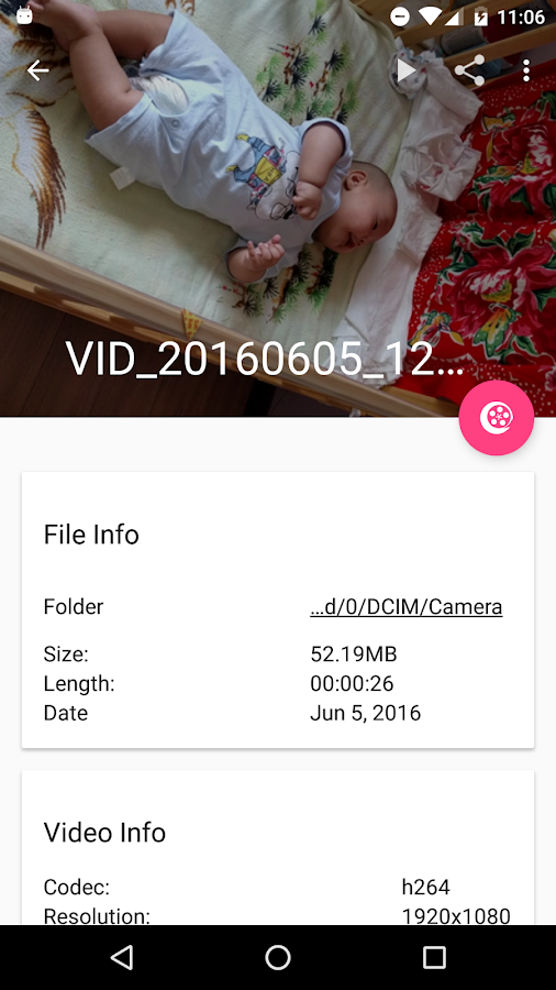 Audio/Video Converter Android Screenshot 1