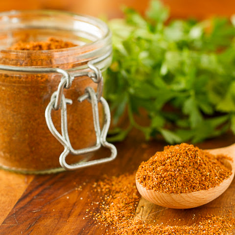 Homemade Taco Seasoning Spice Mix