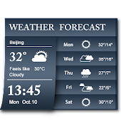 Weather widgets for Android APK for Lenovo