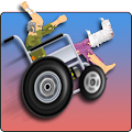 Happy Wheels Zombie