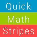Free Quick Color Math Stripes APK for Windows 8