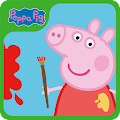 Download Peppa Pig: Paintbox APK on PC