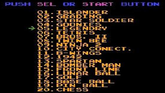 Classic arcade emulator APK for Bluestacks