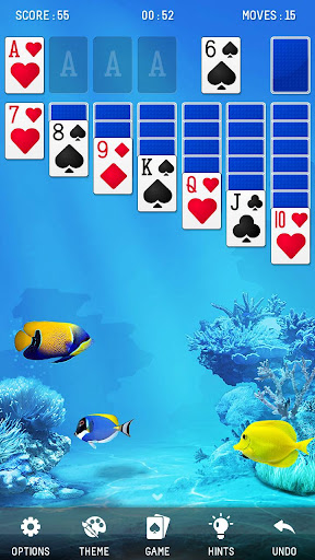 Solitaire Ocean For PC