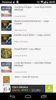 Screenshot of Música Cristiana en MP3