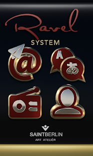 Ravel HD Icon Pack APK for HTC