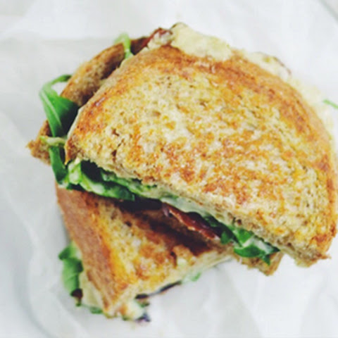 Yes, Vegan Grilled Cheese Exists—and It's Amazing