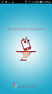 Sentez Mobile Restaurant - screenshot
