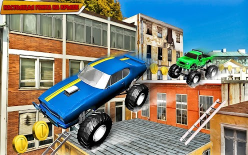 Monster Truck Stunts Racing Spiele 2017 android spiele download