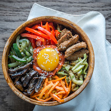 Make Bibimbap! Hosted by the experts at Korean Kitchen