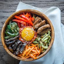 Make Bibimbap! Hosted by the experts at Korean Kitchen