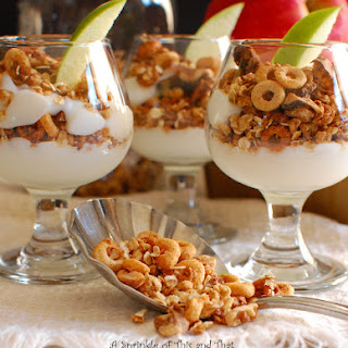 Apple Walnut Granola Recipes