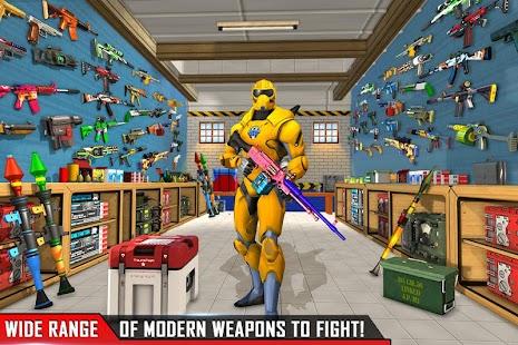 Fps Robot Shooting Strike: Counter Terrorist Games