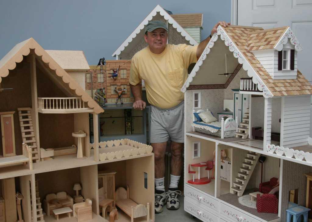 Как сделать для куклы дом своими руками