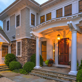 by Jeff Fox - Buildings & Architecture Homes