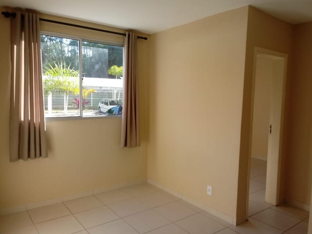 Apartamento à venda, 40 m² por R$ 130.000,00 - Jardim Mirante dos Ovnis - Votorantim/SP