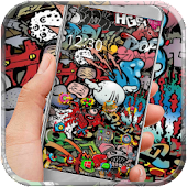 App Graffiti street funny APK for Windows Phone
