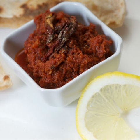 Lemon Tomato Tapenade