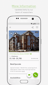 Apartments.com Rental Search APK screenshot thumbnail 4