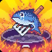 Retro Fish Chef - The Fish Restaurant