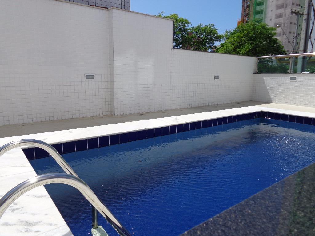 Apartamento com 3 dormitórios à venda, 112 m² por R$ 480.000 - Manaíra - João Pessoa/PB