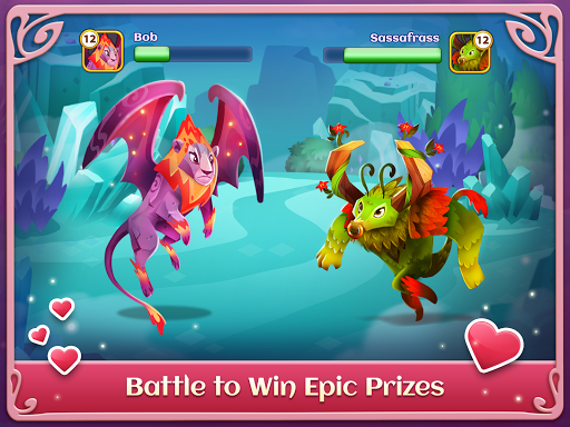 Fantasy Forest: Valentines - screenshot