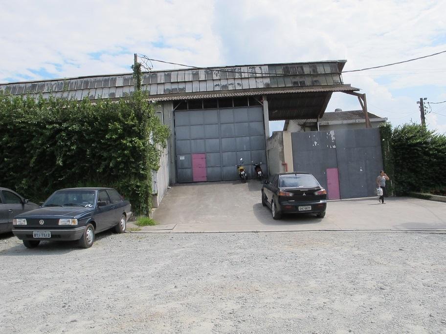 Barracão para Locação - Centro
