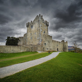 Ross Castle,Killarney,Ireland by Jirka Vráblík - Buildings & Architecture Public & Historical ( ireland, killarney, kerry, ross castle )