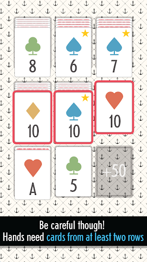 Sage Solitaire - screenshot
