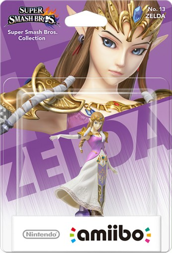 Zelda packaged (thumbnail) - Super Smash Bros. series