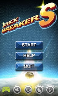 Game Brick Breaker S apk for kindle fire