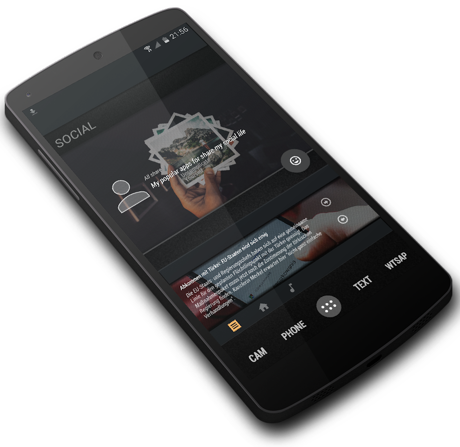 RulleT for Klwp Screenshot 6