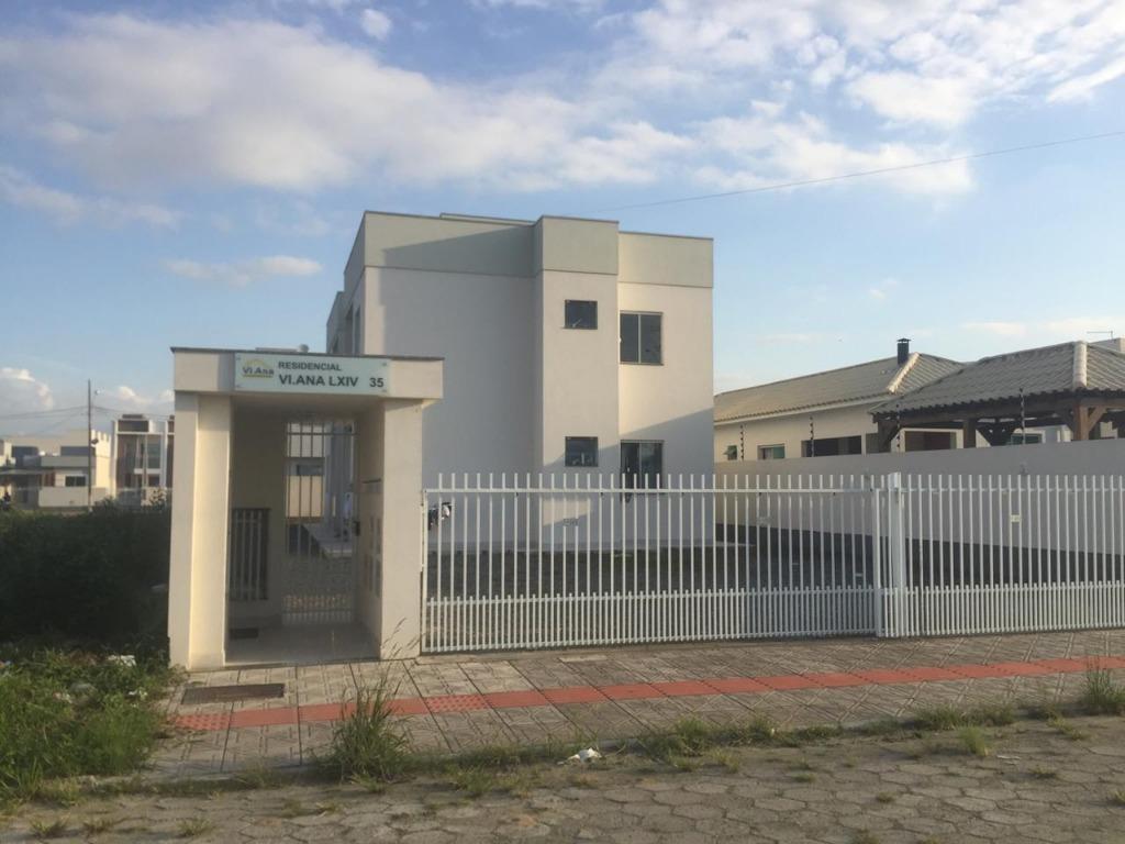 Apartamento com 2 dormitórios para alugar, 52 m² por R$ 800/mês - Joaia - Tijucas/SC
