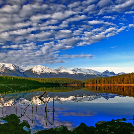 Pyramid Lake by Stanley P. - Landscapes Waterscapes ( waterscapes )
