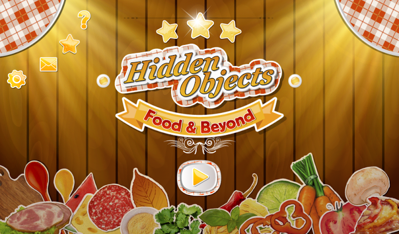 android Hidden Objects Food and Beyond Screenshot 0