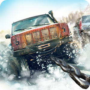 Download Off-Road Pull Car Winter Simulator For PC Windows and Mac