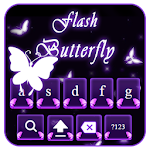 Flash Butterfly Icon