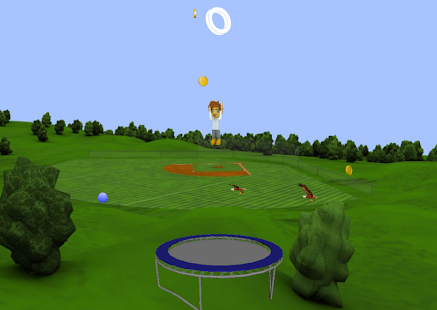 Happy Trampoline - screenshot