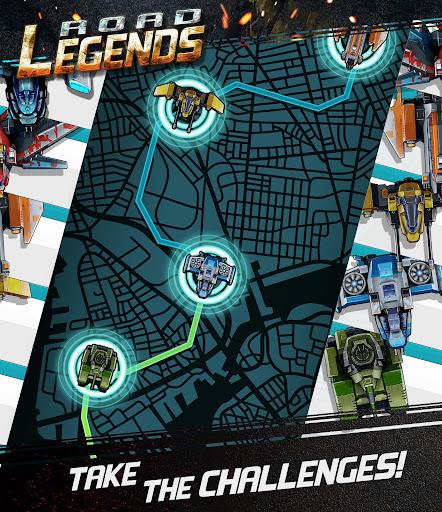 Road Legends screenshot 7
