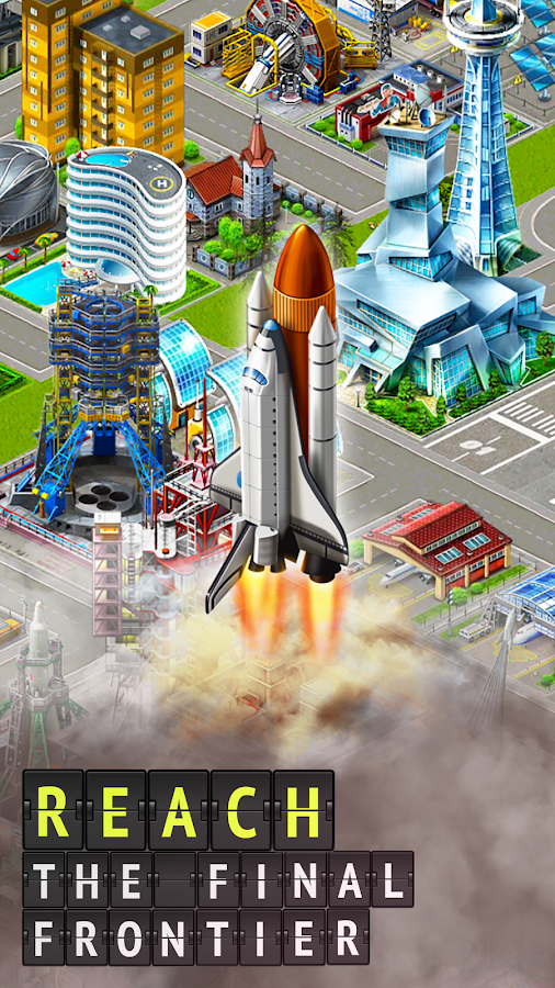 Airport City: Airline Tycoon Screenshot 2