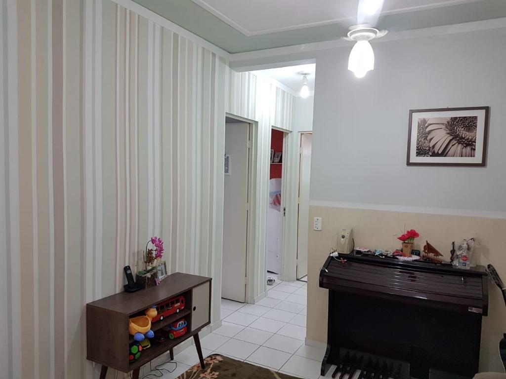 Apartamento com 2 dormitórios à venda, por R$ 167.000 - Vivenda Girassol - Hortolândia/SP